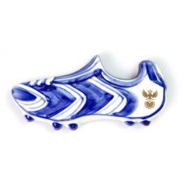 Керамический магнит футбольная бутса