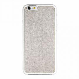 Чехол для IPhone 6/6S пластиковый белый