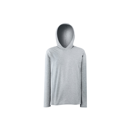 "Футболка мужская ""Long Sleeve Hooded T"""
