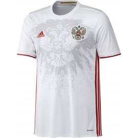 Футболка игровая Сборная России Adidas AA0387, гостевая форма