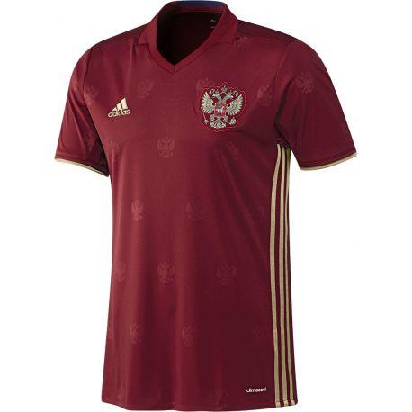 Футболка игровая Сборная России AA0353 (домашняя форма)