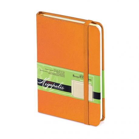 Ежедневник-блокнот недатированный Megapolis-Journal A6