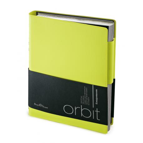 Ежедневник полудатированный Orbit А5+