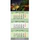 Квартальный календарь 3 рекламных поля M