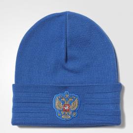 Шапка Cборная России Adidas голубая