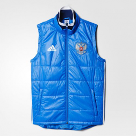 Утепленный жилет Cборная России Adidas