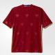 Детская футболка Сборная России Adidas AA0354, домашняя форма