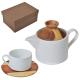 """Набор """"Andrew"""": чайная пара и чайник в подарочной упаковке"""