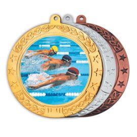 Медаль Плавание M270