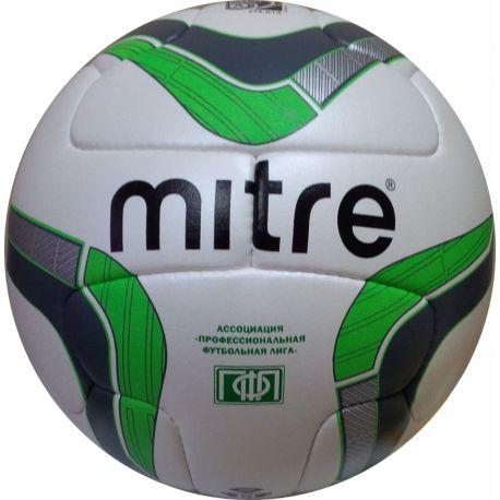 Мяч футбольный MITRE Delta V12 ПФЛ FIFA Approved