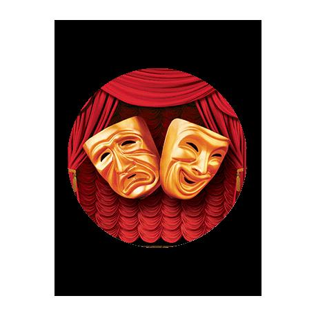 "Вкладыш ""Театр"""