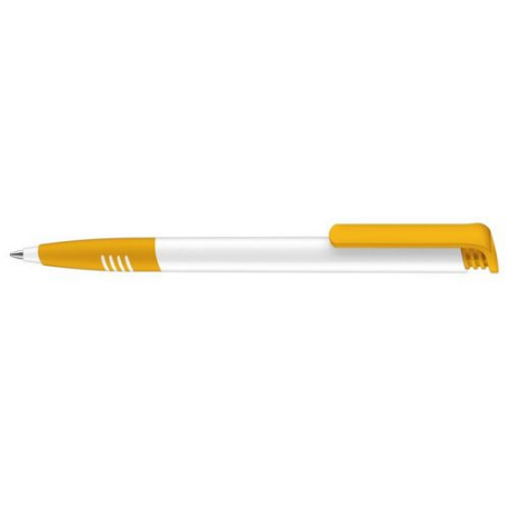 Ручка шариковая Senator SUPER-HIT BASIC POLISHED SOFT GRIP