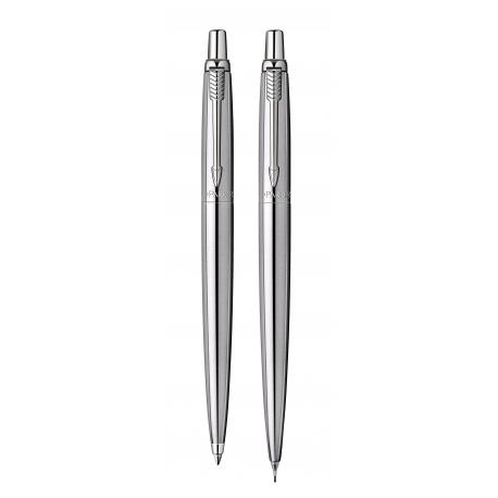 Набор Parker Jotter: шариковая ручка и механический карандаш