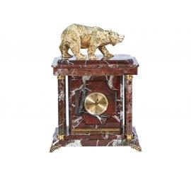 """Сейф-часы """"Медведь"""""""