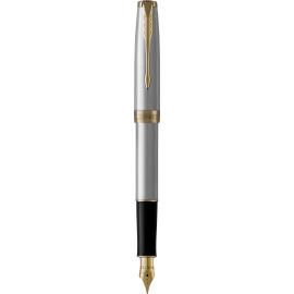Перьевая ручка Parker Sonnet 2016 Stainless Steel GT