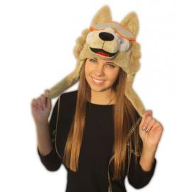 Мягка шапка Волк Забивака