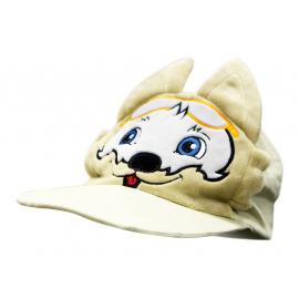 Плюшевая кепка Zabivaka