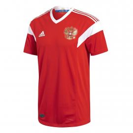 Домашняя игровая футболка сборной России Authentic