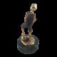 Скульптура «Футболист» (на камне)
