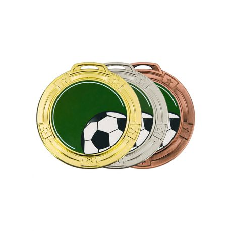 Медаль футбол M153